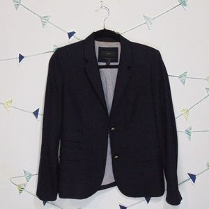 J Crew Navy The Schoolboy Blazer
